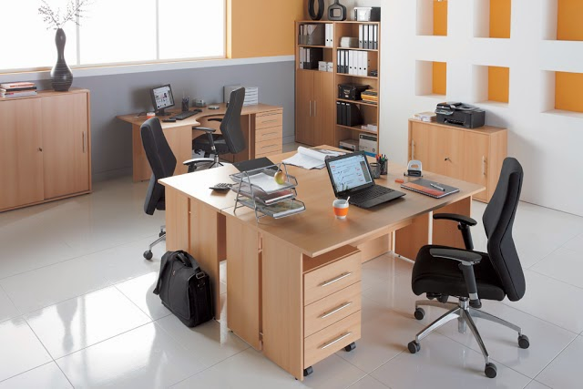 couleur de peinture pour bureau de travail. Black Bedroom Furniture Sets. Home Design Ideas
