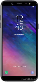 Samsung Galaxy A6 (2018) USB Driver For Windows