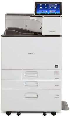 Then the successor which was yet satisfactory Ricoh SP C842DN Driver Download