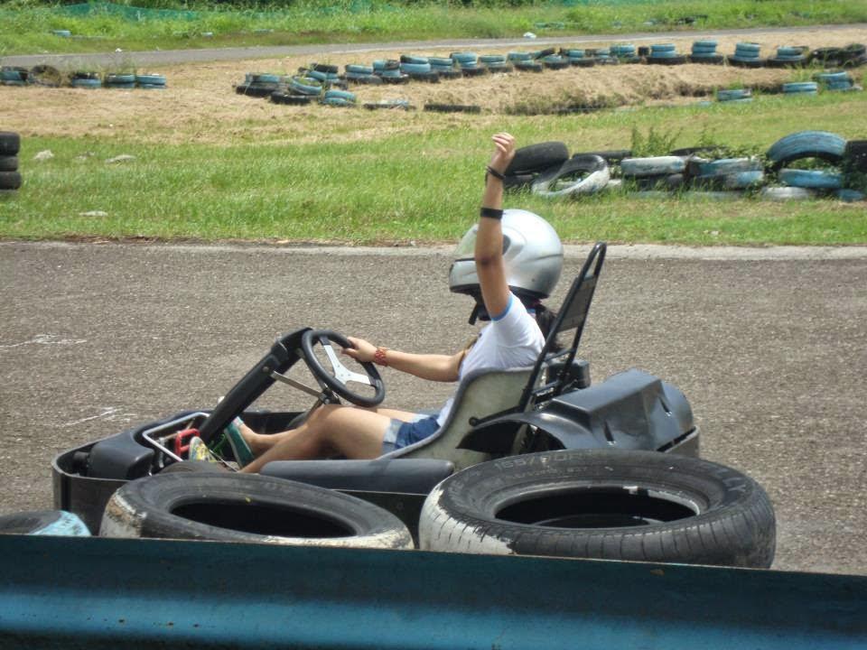 What to do in Cebu? Karting