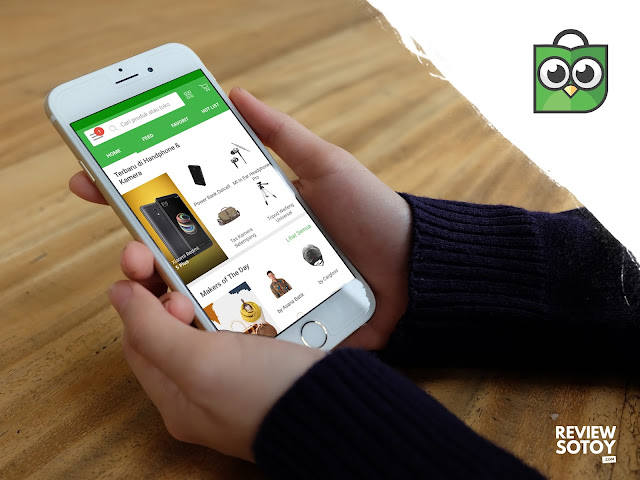 review tokopedia Aplikasi Belanja Online Aman Untuk Semua Kebutuhan