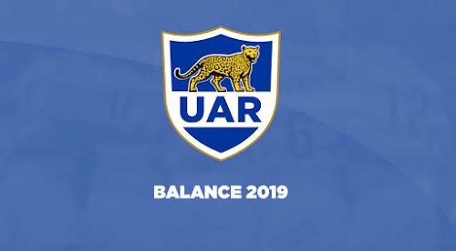Informe UAR sobre la gestión 2019