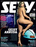 geisy arruda revista sexy