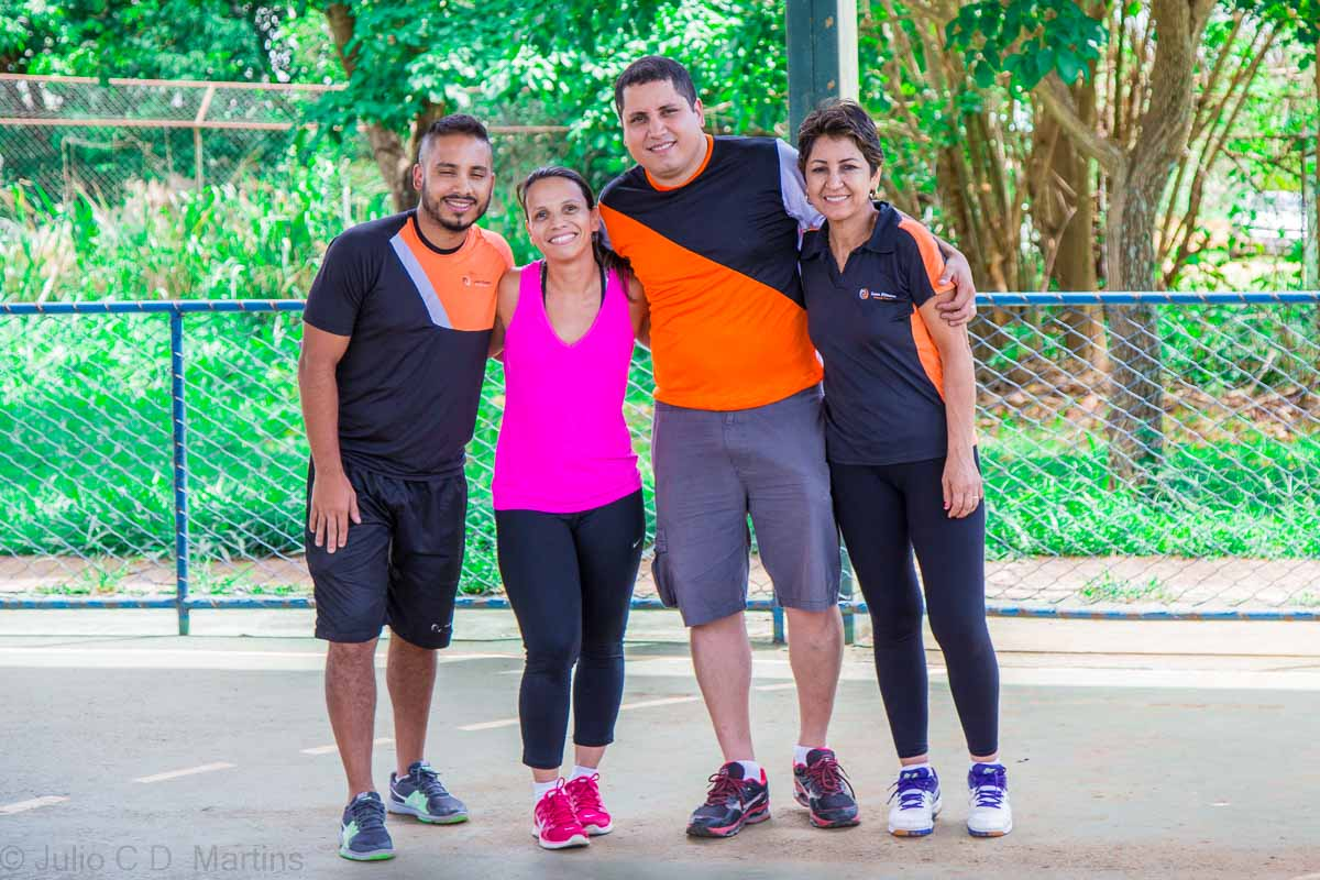 Aulão Beneficente de Fitdance no Parque de Águas Claras