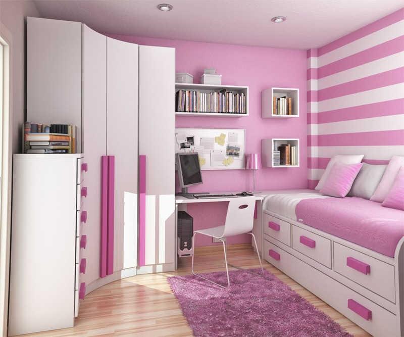 warna cat kamar tidur sempit agar terlihat luas 2