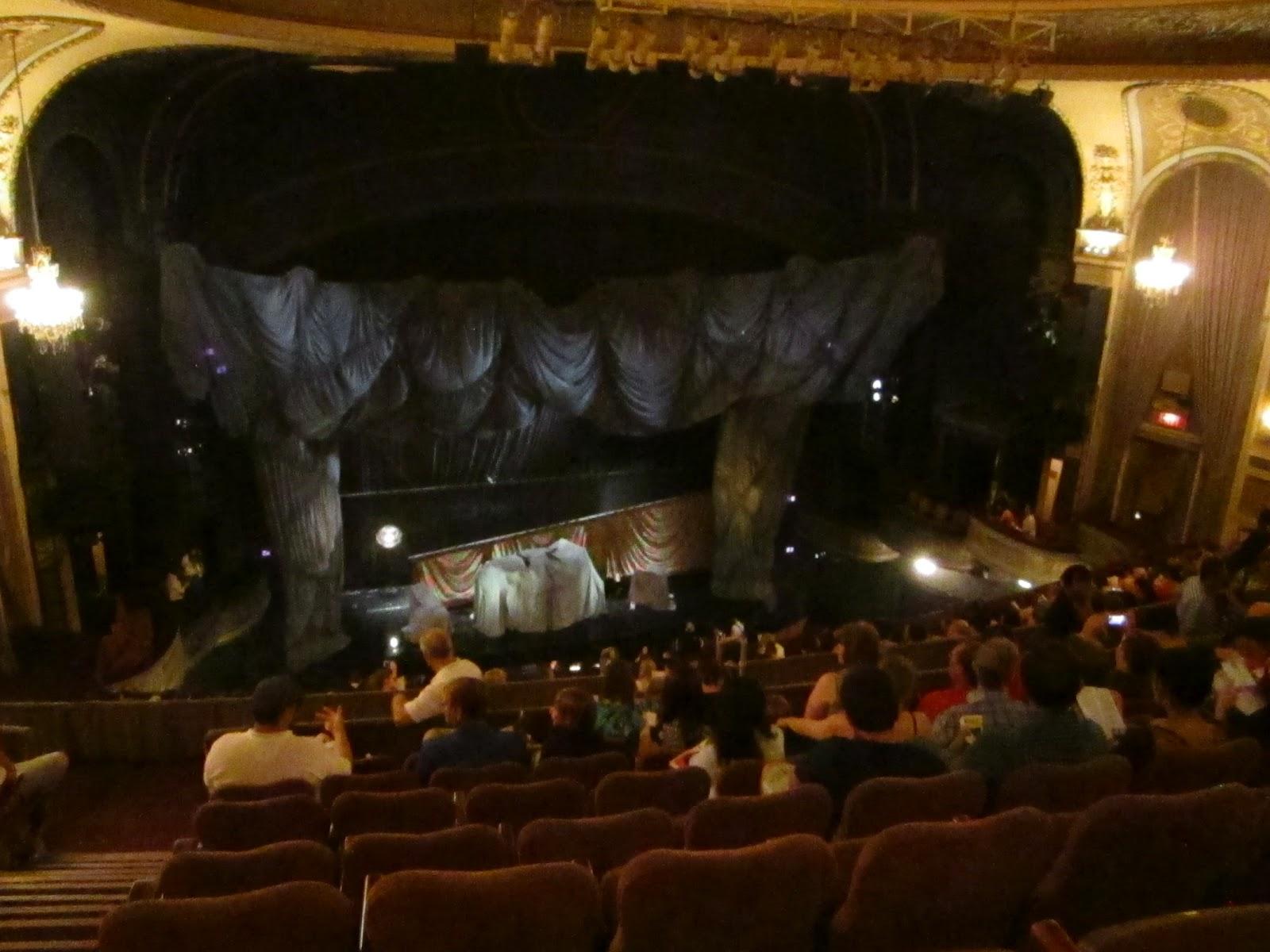 Christycee Phantom Of The Opera Majestic Theatre Seats
