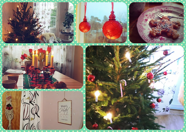 christmas, home, cosy