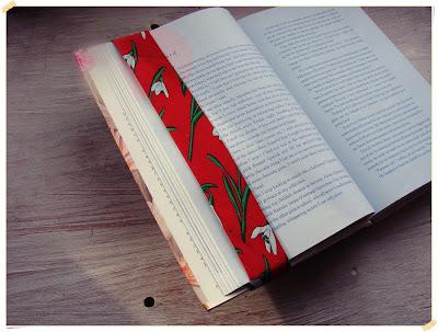 Diy Tutorial Silk bookmark jedwabna zakładka do książek i zeszytów diy