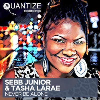 Sebb Junior & Tasha LaRae - Never Be Alone (Mosco Lee & Nubz MusiQ's Drum Mix)