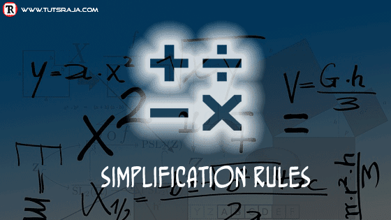 Simplification Rules
