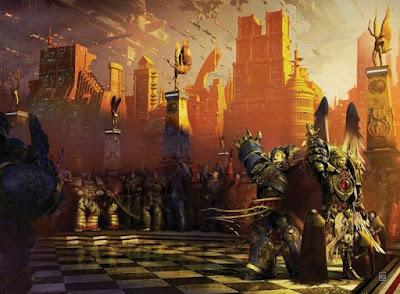El Imperio Olvidado de Dan Abnett