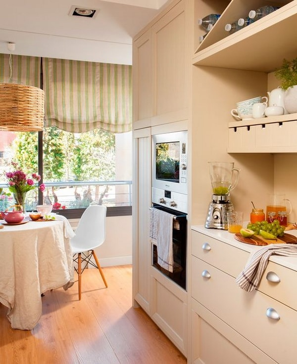 Best Ideas For Getting Stylish Dining Kitchen 10