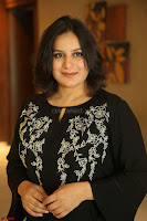 Cute Poja Gandhi in black dress at Dandupalyam 2 Movie press meet  ~  Exclusive 73.JPG