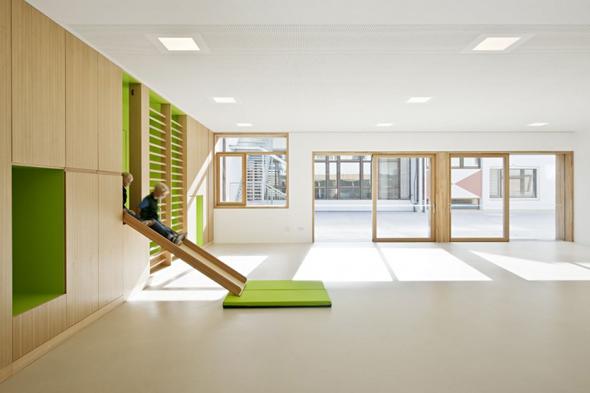 School of the Art Institute of Chicago, Campus Master Plan  interior design  school