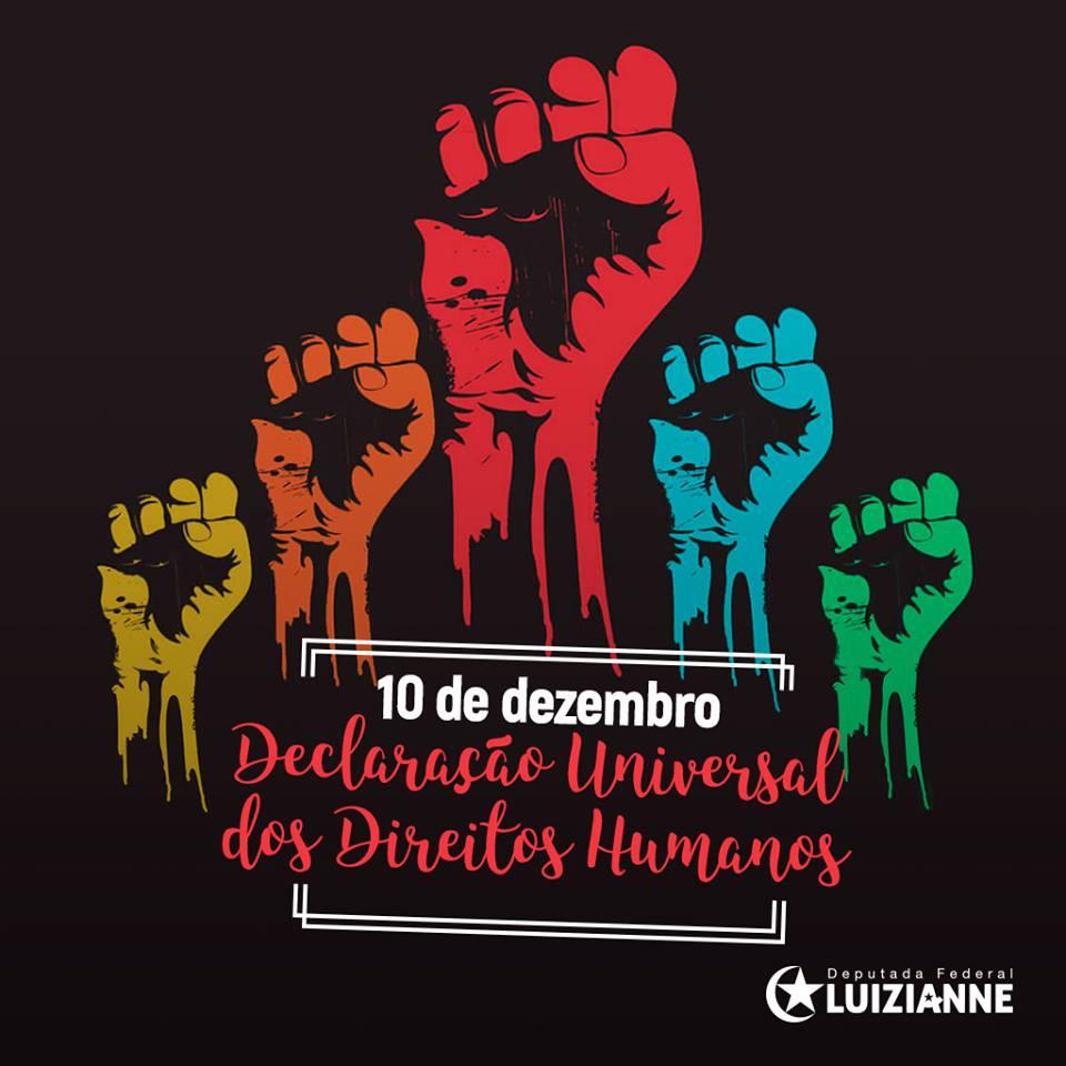 Hoje é Dia dos Direitos Humanos 4c1b2ca245