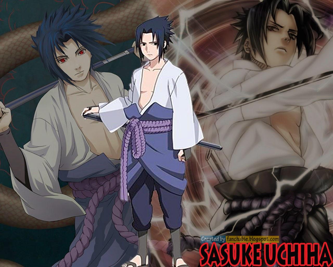 Sasuke With Sword Nagasaki