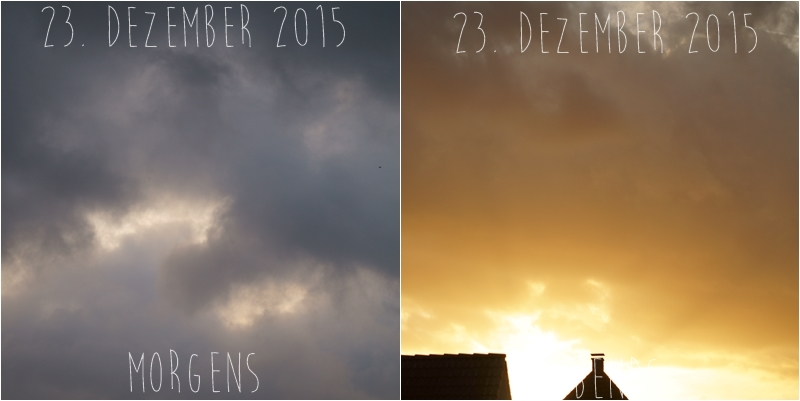 Blog + Fotografie by it's me! - Himmel am 23.12.2015