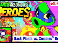 Plants vs. Zombies Heroes v1.4.14 Mod APk (Unlimited Sun)
