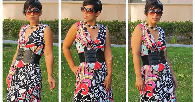 Diy Maxi Dress Pattern Review M6700 Fashion Lifestyle