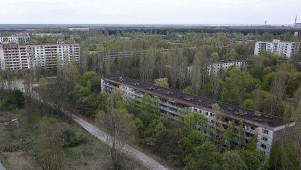 Terkedilmiş Şehir : Pripyat