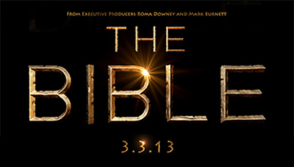 History Channel's 'The Bible' exalts man over God