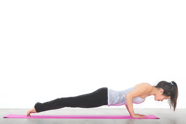 Plank - Perfect Morning Workouts at Home