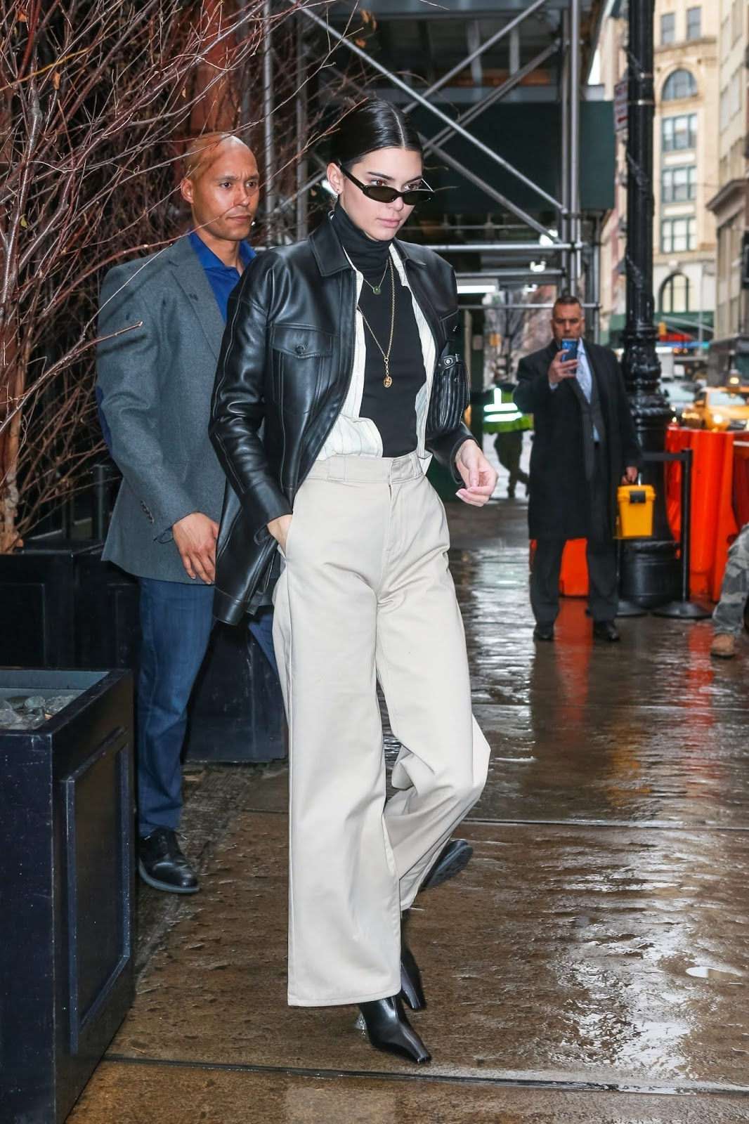 Kendall Jenner - Out and about in NYC February 8, 2019