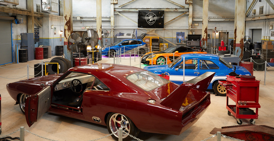 Oficina do Fast & Furious Supercharged, Universal Studios Florida