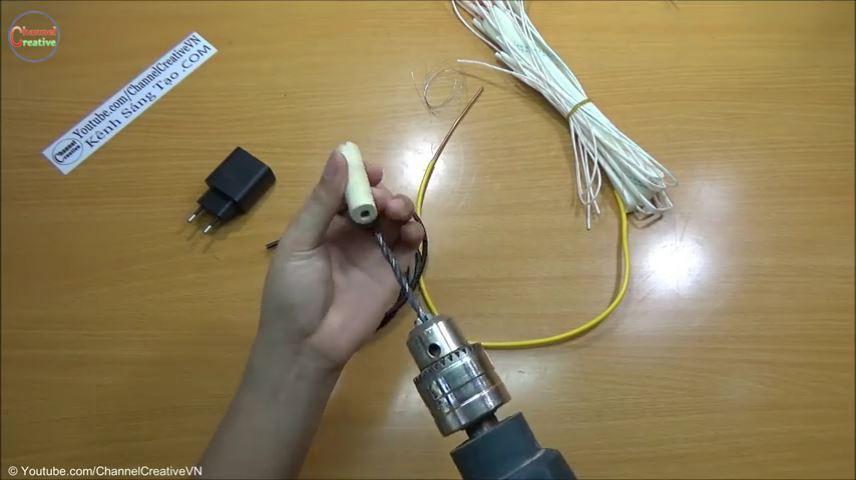 Membuat Solder Tenaga USB 5 V | SWAKARYA (DO IT YOUR SELF)