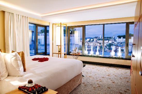 Quarto de hotel em Cannes