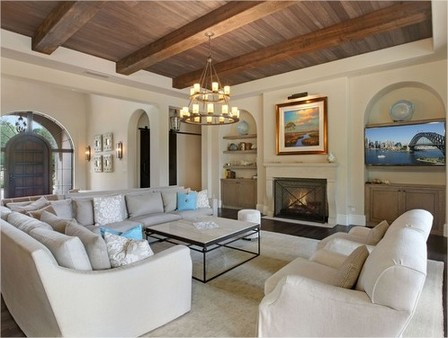Mediterranean Decorating Ideas For Living Room