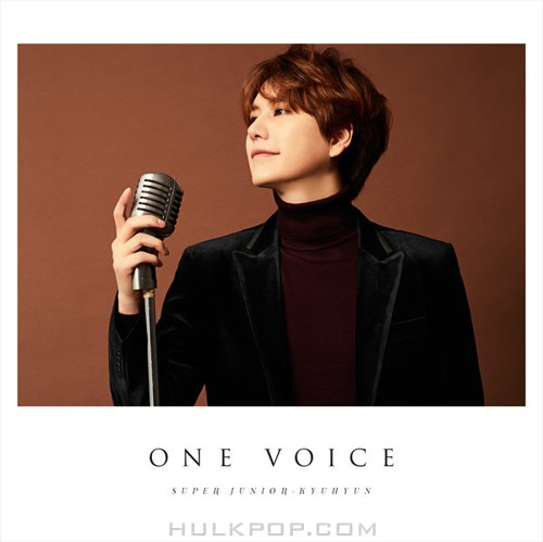 KYUHYUN – ONE VOICE (Japanese) (ITUNES PLUS AAC M4A)