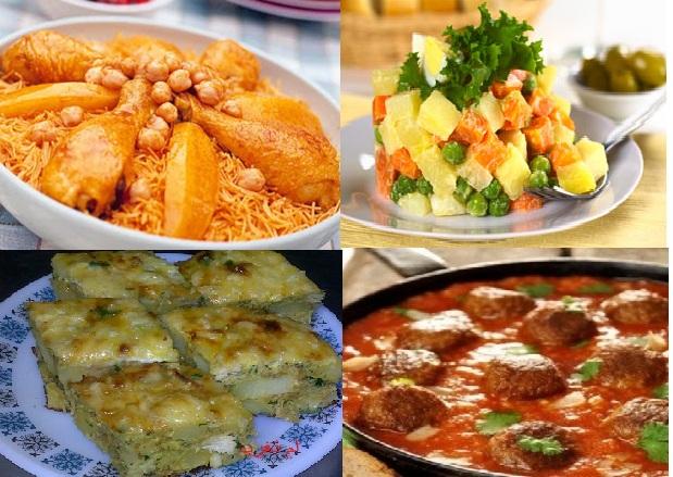 دبارة رمضان اليوم,طاجين ,البطاطا, بالدجاج , طاجين البطاطا, بالحمص و البيض  ,  طاجين ,البطاطا, المفرومة , طاجين البطاطا دوائر , طاجين البطاطا  بالباذنجان ,رشتة مفورة