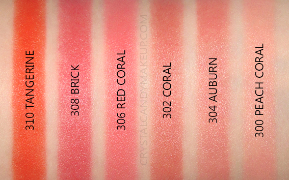 Palette Blush Crème Ultra HD Make Up For Ever Swatch