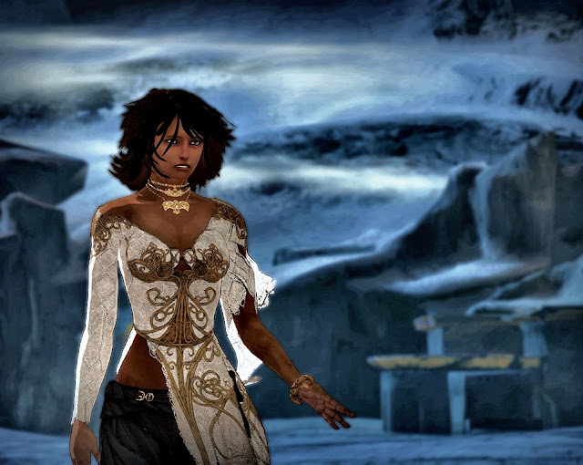 Принцесса Элика из Prince of Persia