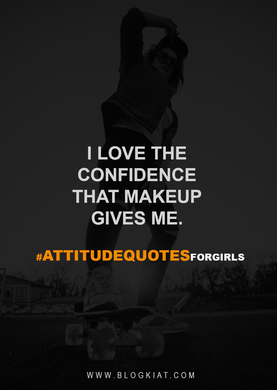 Best Attitude Quotes Images For Girl Via Blogkiatcom Girls
