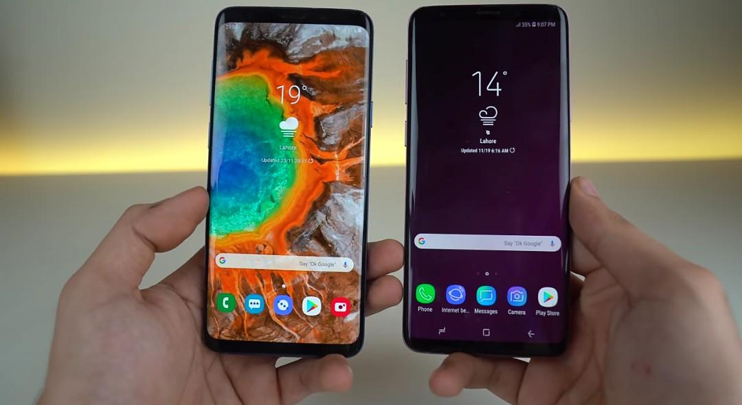 One UI vs Samsung Experience