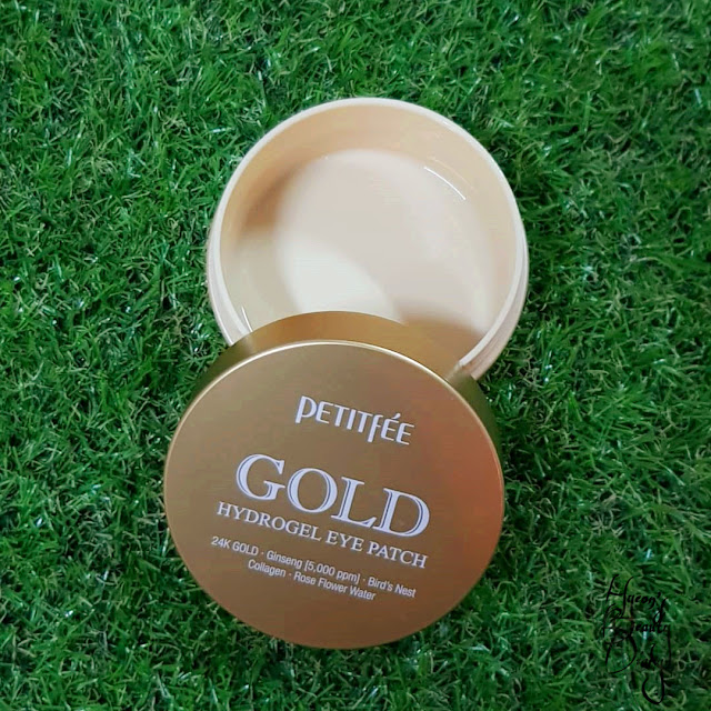 Monthly Project; #20 March to June 2018 Empties!!!; PETITFEE's Gold Hydrogel Eye Patch