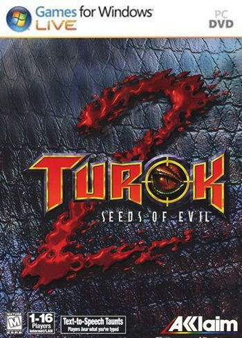 Turok 2: Seeds of Evil PC Full Español