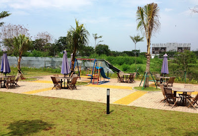 Jakarta Garden City di Jakarta Timur