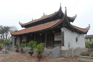 Nguyen Cong Chu temple festival