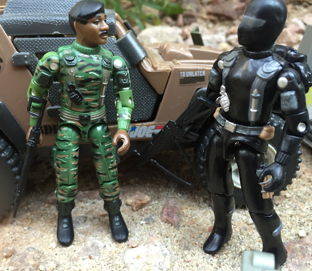 1984 VAMP Mark II, Clutch, 1997 Stalker, Snake Eyes
