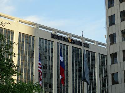 801 Texas St Houston, TX 77002 - Houston Chronicle Building sin April 2016