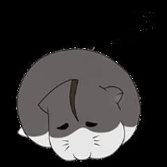 Sleepy Hamster