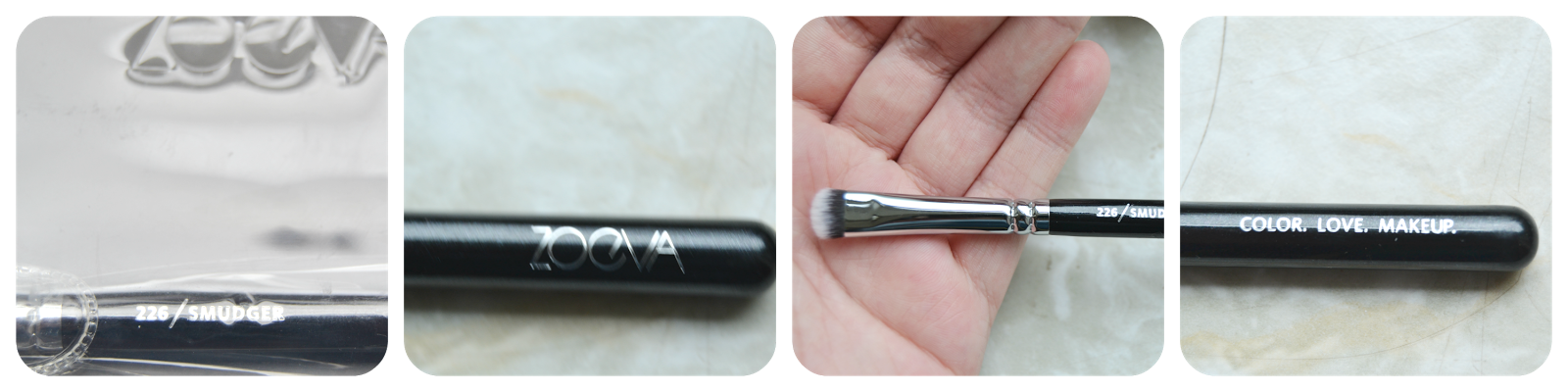 zoeva brush tool smudged