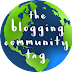 Blogging Community Tag: September 2016