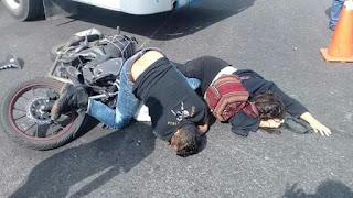Tragico accidente en el boulevard Xalapa-Banderilla