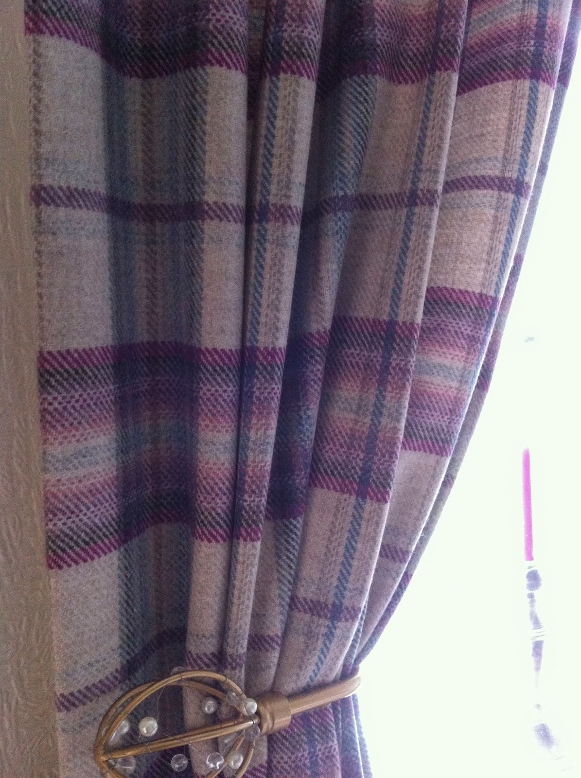 Dee At The Carlton Tartan For Dining Room