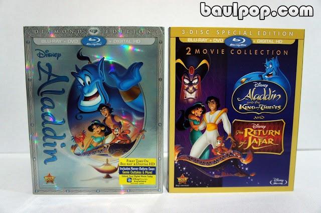 Trilogía Aladdin - Edición importada con slipcover