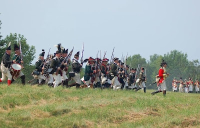 Battle of Hubbardton Anniversary Weekend